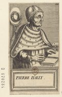 Image from Gallica about Pierre d' Ailly (1351-1420)