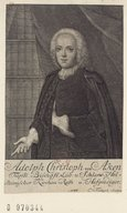 Illustration de la page Adolph Christoph von Aken (1713-1768) provenant de Wikipedia