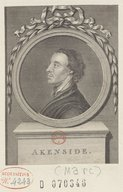 Image from Gallica about Mark Akenside (1721-1770)
