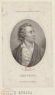 Bildung aus Gallica über Mark Akenside (1721-1770)
