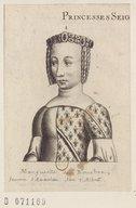 Illustration de la page Marguerite Bourbon (1344-1415) provenant de Wikipedia