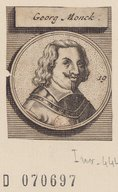 Illustration de la page George Monk (duc d'Albemarle, 1608-1670) provenant de Wikipedia