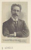 Illustration de la page Joaquín Albarran (1860-1912) provenant de Wikipedia