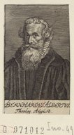 Illustration de la page Bernard Albrecht (1569-1636) provenant de Wikipedia