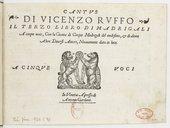 Illustration de la page Vincenzo Ruffo (1508?-1587) provenant de Wikipedia