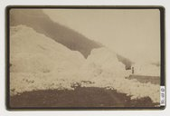 Image from Gallica about Avalanches