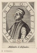 Image from Gallica about Alessandro Alessandri (1461-1523)