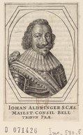 Illustration de la page Jean Aldringer (1588-1634) provenant de Wikipedia