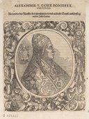Illustration de la page Alexandre V (pape, 1340?-1410) provenant de Wikipedia