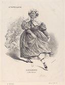Illustration de la page Alexandre (acteur, 18..-18..) provenant de Wikipedia