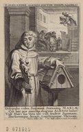 Illustration de la page Alexandre de Halès (1185-1245) provenant de Wikipedia