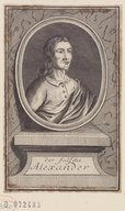 Illustration de la page Alexandre Balas I (roi de Syrie, 01..-0145 av. J.-C.) provenant de Wikipedia