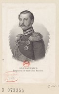 Image from Gallica about Alexandre II (empereur de Russie, 1818-1881)