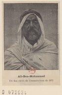 Illustration de la page Ben Mohammed Ali (18..-18..) provenant de Wikipedia