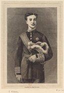 Illustration de la page Alphonse XII (roi d'Espagne, 1857-1885) provenant de Wikipedia