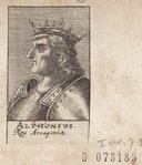 Image from Gallica about Alphonse V (roi d'Aragon, 1396-1458)