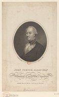 Illustration de la page John Carter Allen (17..-18..) provenant de Wikipedia