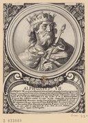 Image from Gallica about Alphonse VII (roi de Castille et de León, 1105-1157)