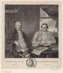 Illustration de la page George Allan (1736-1828) provenant de Wikipedia