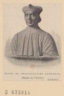 Illustration de la page Jean-Baptiste Almundio (protonotaire, 14..-15..) provenant de Wikipedia