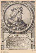 Image from Gallica about Alphonse V (roi de León et des Asturies, 0994-1028)