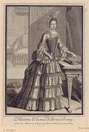 Image from Gallica about Sophie Charlotte (reine de Prusse, 1668-1705)