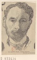 Image from Gallica about Aman-Jean (1858-1936)
