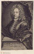 Illustration de la page Christoph Heinrich Amthor (1678-1721) provenant de Wikipedia