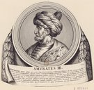 Illustration de la page Amurat III (sultan de l'empire ottoman, 1546-1595) provenant de Wikipedia