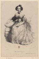 Illustration de la page Virginie Ancelot (1792-1875) provenant de Wikipedia