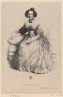 Illustration de la page Virginie Ancelot (1792-1875) provenant de Wikipedia