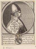 Illustration de la page Anastase IV (pape, 1...-1154) provenant de Wikipedia