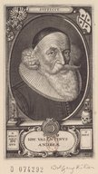 Image from Gallica about Johann Valentin Andreae (1586-1654)