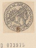Illustration de la page Anastase II (empereur d'Orient, 06..-0718) provenant de Wikipedia