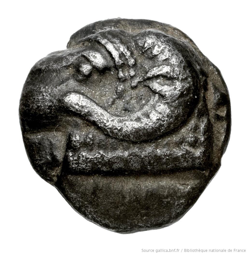 Εμπροσθότυπος Σαλαμίνα, Νικόδαμος, SilCoinCy A4446