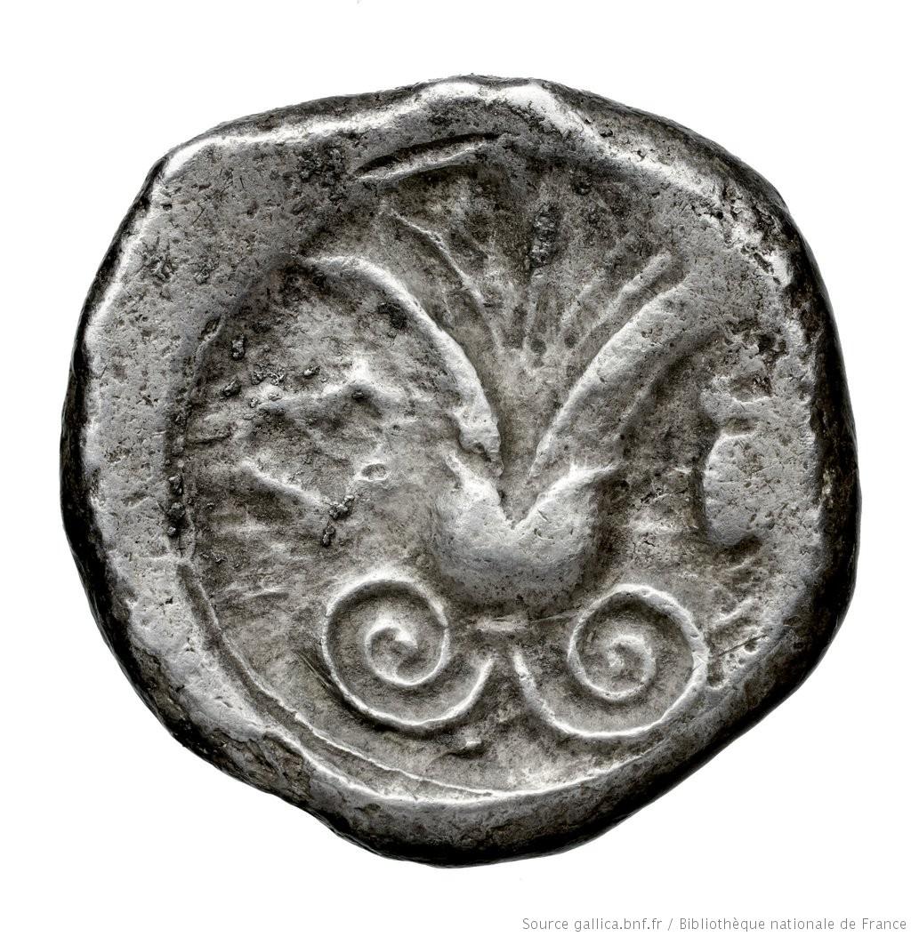 Reverse Idalion, Gras or Gra(-), SilCoinCy A4565
