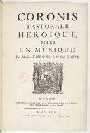 Illustration de la page Daniel-Paul Chappuzeau de Baugé (16..-1739) provenant de Wikipedia