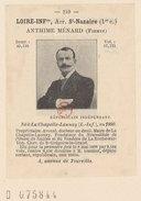 Illustration de la page Pierre Louis Firmin Anthime-Ménard (1860-1923) provenant de Wikipedia