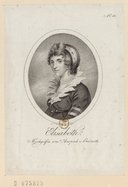 Image from Gallica about Elizabeth Craven (1750-1828)