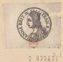 Image from Gallica about Anne de Bretagne (reine de France, 1477-1514)
