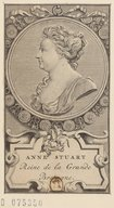 Image from Gallica about Anne (reine de Grande-Bretagne, 1665-1714)
