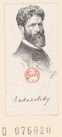 Illustration de la page Mark Antokolski (1843-1902) provenant de Wikipedia