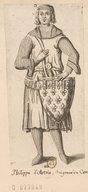 Illustration de la page Philippe d'Artois (1359?-1397) provenant de Wikipedia
