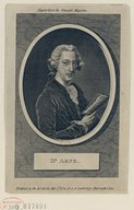 Image from Gallica about Thomas Augustine Arne (1710-1778)