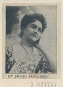 Image from Gallica about Sigrid Arnoldson (1861-1943)