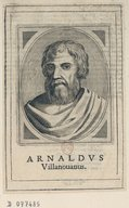 Illustration de la page Arnaud de Villeneuve (1240?-1311) provenant de Wikipedia