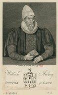 Illustration de la page William Aubrey (1529-1595) provenant de Wikipedia