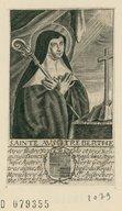 Illustration de la page Austreberthe (sainte, 0630-0704) provenant de Wikipedia