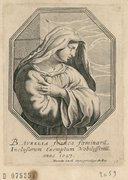 Illustration de la page Aurélie de Ratisbonne (sainte, 09..-1027) provenant de Wikipedia