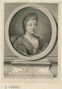 Image from Gallica about Marie-Catherine Le Jumel de Barneville Aulnoy (baronne d', 1650-1705)